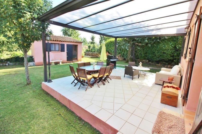 Vente maison / villa Saint cezaire sur siagne 516800€ - Photo 8