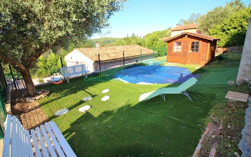 Vente maison / villa Grasse 400000€ - Photo 3