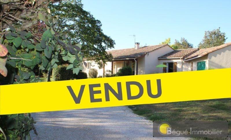 Sale house / villa Pibrac 446000€ - Picture 1