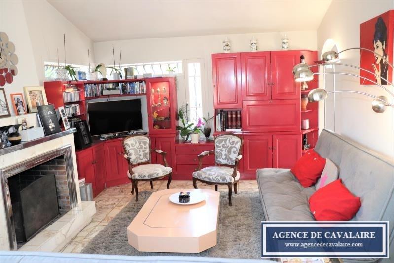 Deluxe sale house / villa Cavalaire sur mer 615000€ - Picture 3