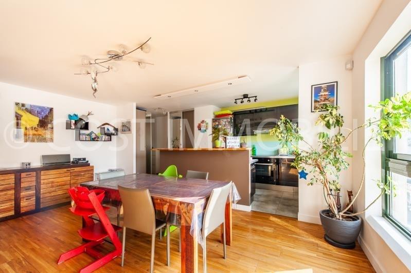 Sale apartment Asnieres sur seine 595000€ - Picture 2