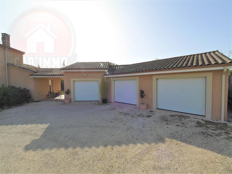 Vente maison / villa St jean d'eyraud 379000€ - Photo 8