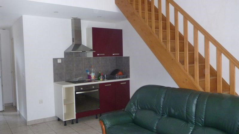 Rental apartment D'huison longueville 609€ CC - Picture 3