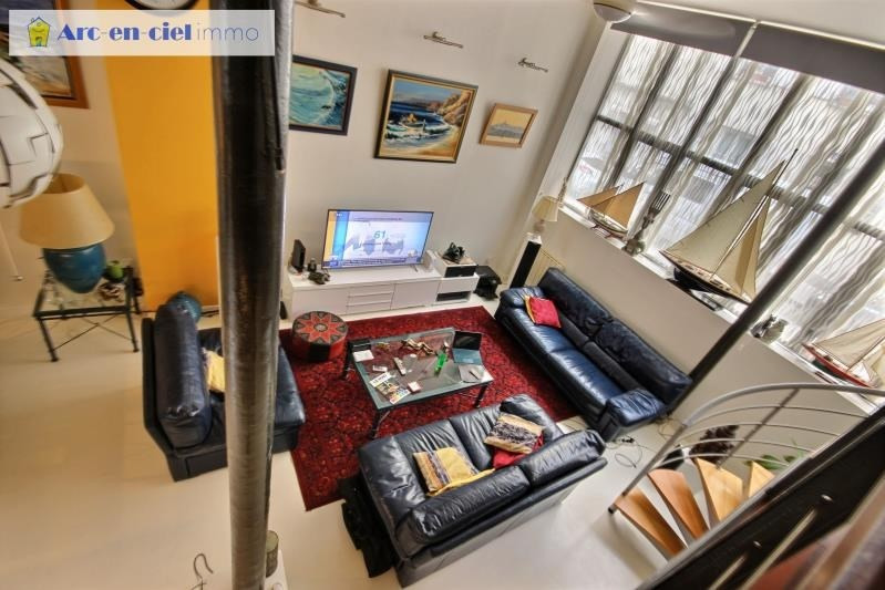 Deluxe sale loft/workshop/open plan Paris 18ème 1 100 000€ - Picture 5
