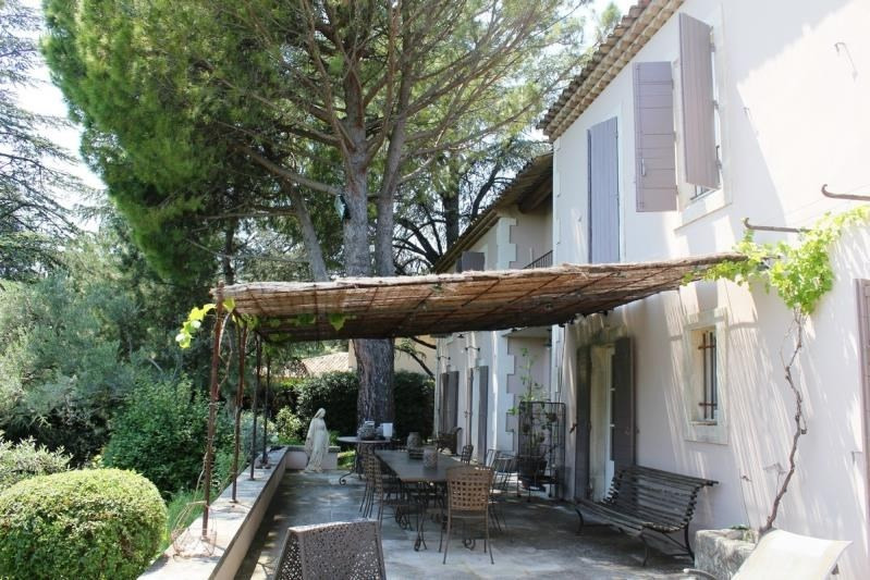 Vente de prestige maison / villa Rochefort du gard 995000€ - Photo 4
