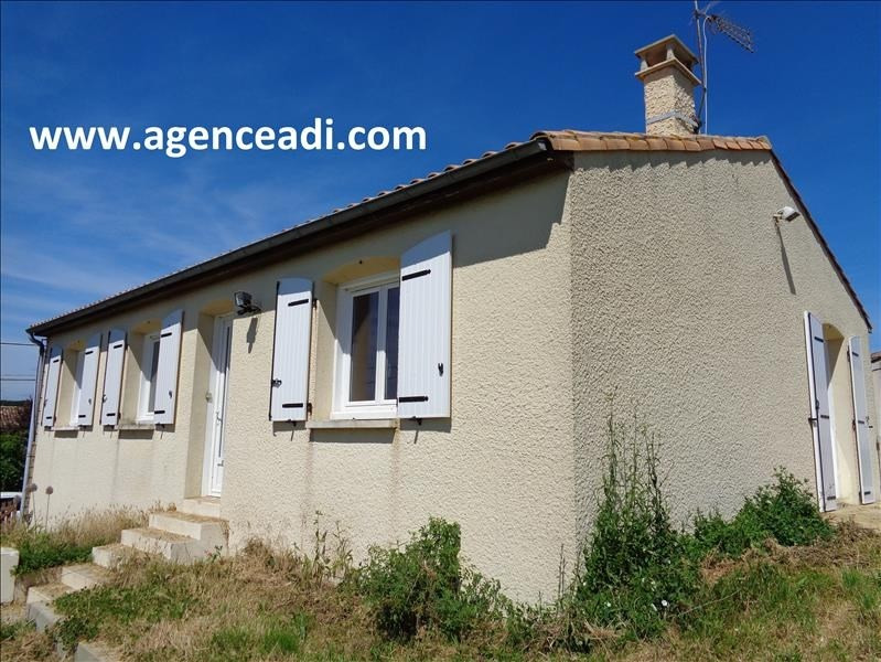 Vente maison / villa Pamproux 115 500€ - Photo 1
