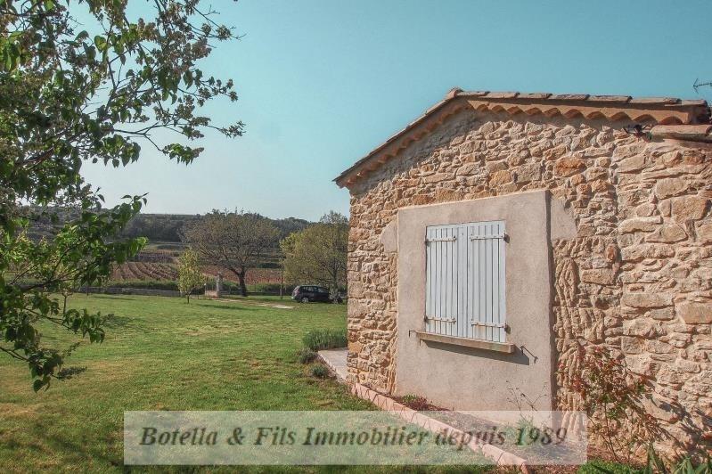 Vente de prestige maison / villa Uzes 470000€ - Photo 3