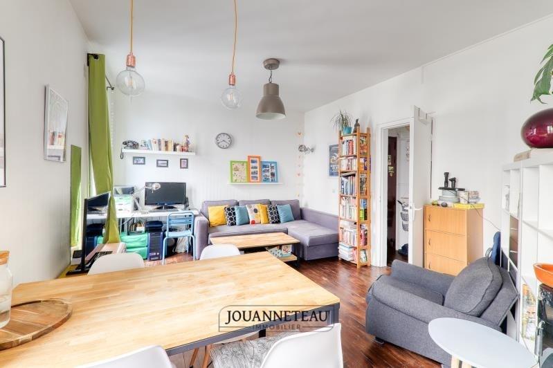 Vente appartement Vanves 299000€ - Photo 1