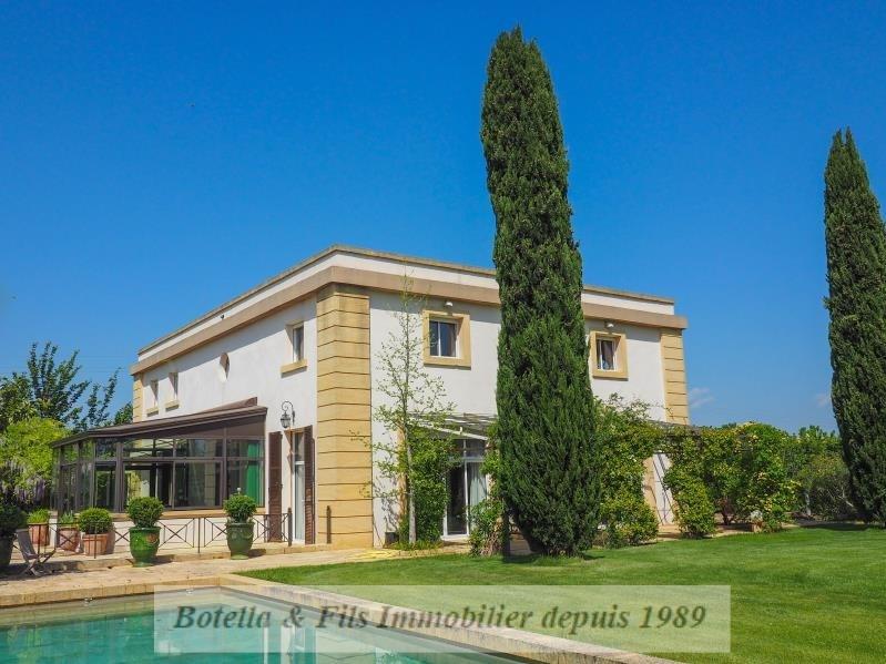 Vente de prestige maison / villa Uzes 1290000€ - Photo 3