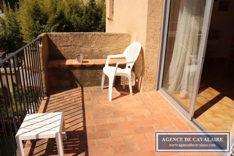 Vente appartement Cavalaire sur mer 116000€ - Photo 1