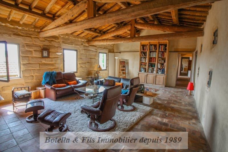 Verkoop van prestige  huis Uzes 1195000€ - Foto 6