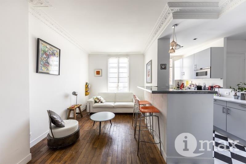 Vente appartement Levallois 799000€ - Photo 2