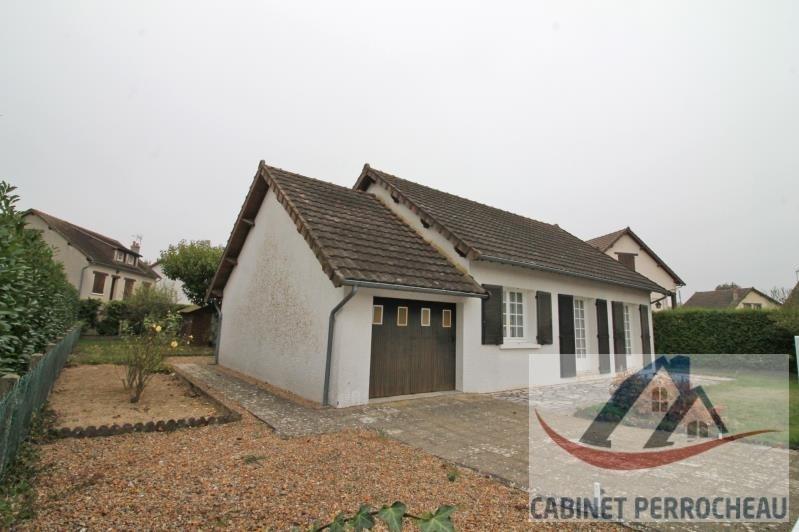 Sale house / villa La chartre sur le loir 79000€ - Picture 1