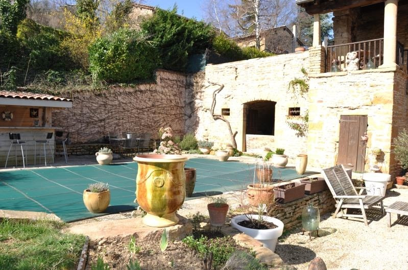 Vente maison / villa Liergues 549000€ - Photo 4
