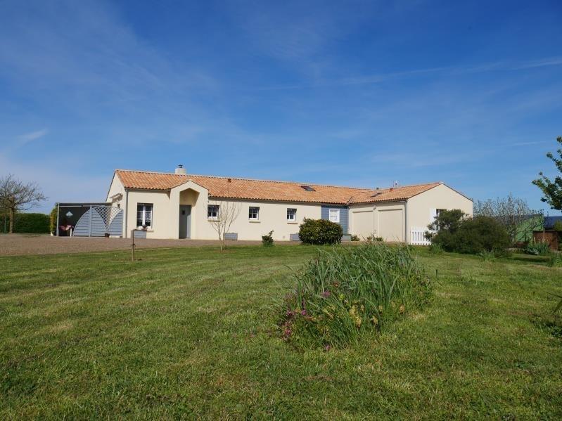 Vente maison / villa Jard sur mer 268400€ - Photo 1