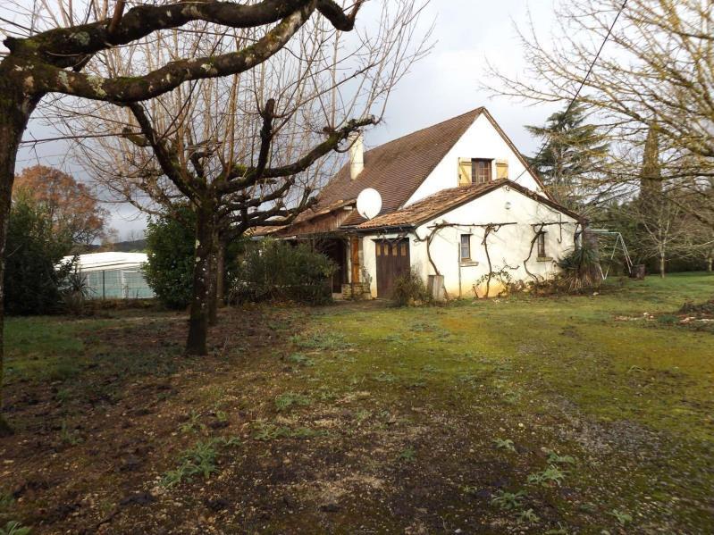 Vente maison / villa Saint-pompont 169000€ - Photo 1