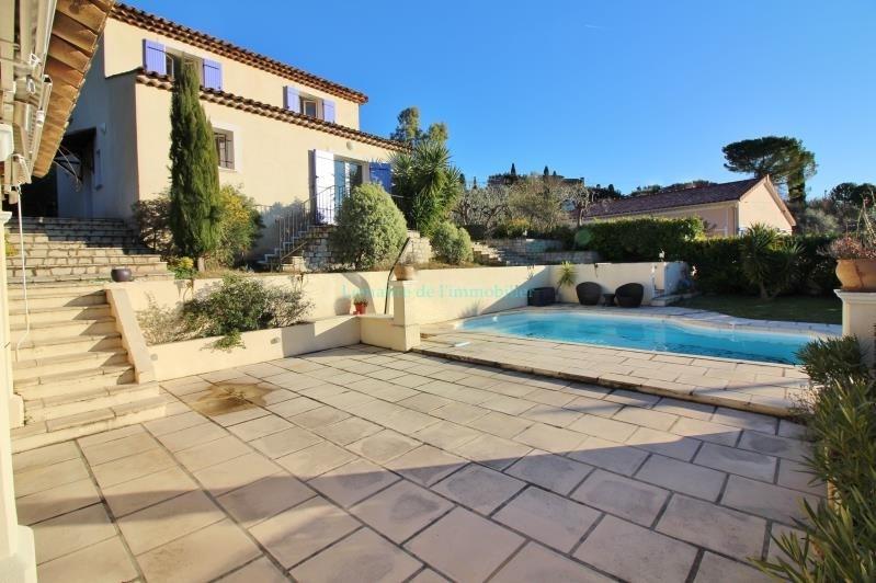Vente de prestige maison / villa Grasse 749000€ - Photo 3