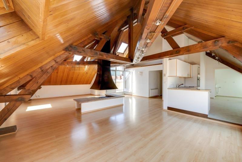 Verkoop  appartement Voiron 330000€ - Foto 3
