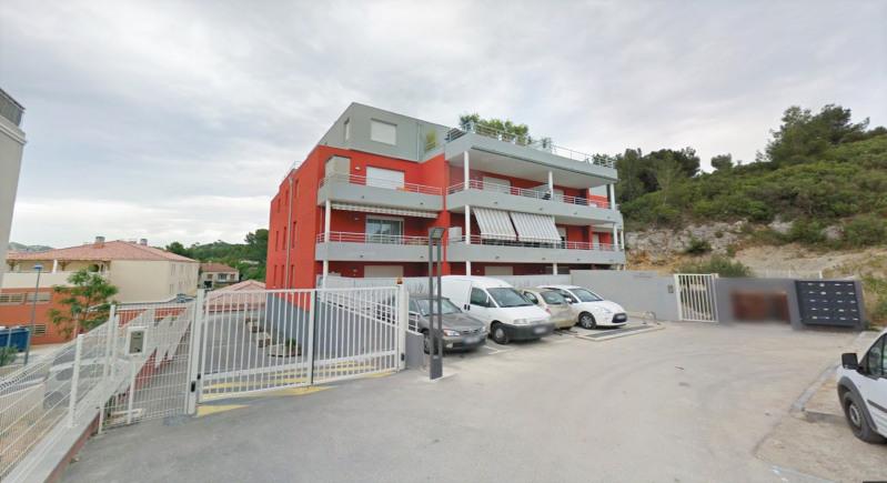 Affitto parking/auto coperto Le rove 140€ CC - Fotografia 1