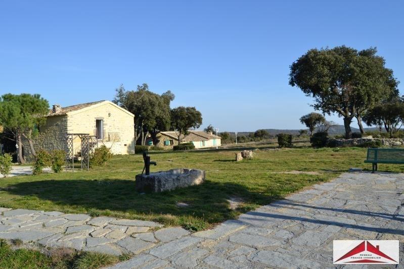 Vente de prestige maison / villa St mathieu de treviers 2589000€ - Photo 4