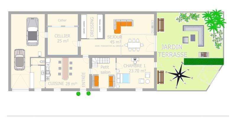 Vente maison / villa Hiersac 249900€ - Photo 2