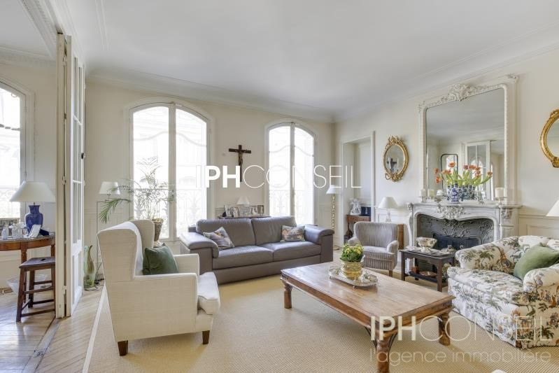 Deluxe sale apartment Neuilly sur seine 1980000€ - Picture 4