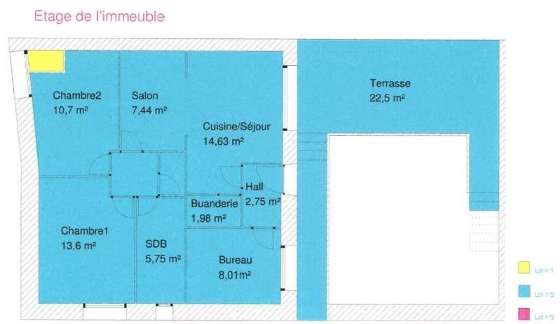 Producto de inversión  edificio Marsillargues 228000€ - Fotografía 1