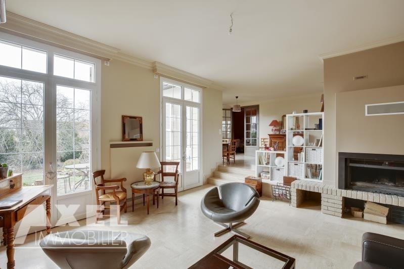 Vente maison / villa Bois d'arcy 894400€ - Photo 2