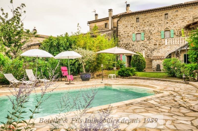 Vente de prestige maison / villa Barjac 446000€ - Photo 2