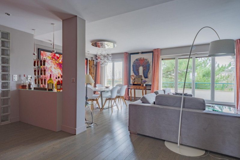 Deluxe sale apartment Meudon 990000€ - Picture 6