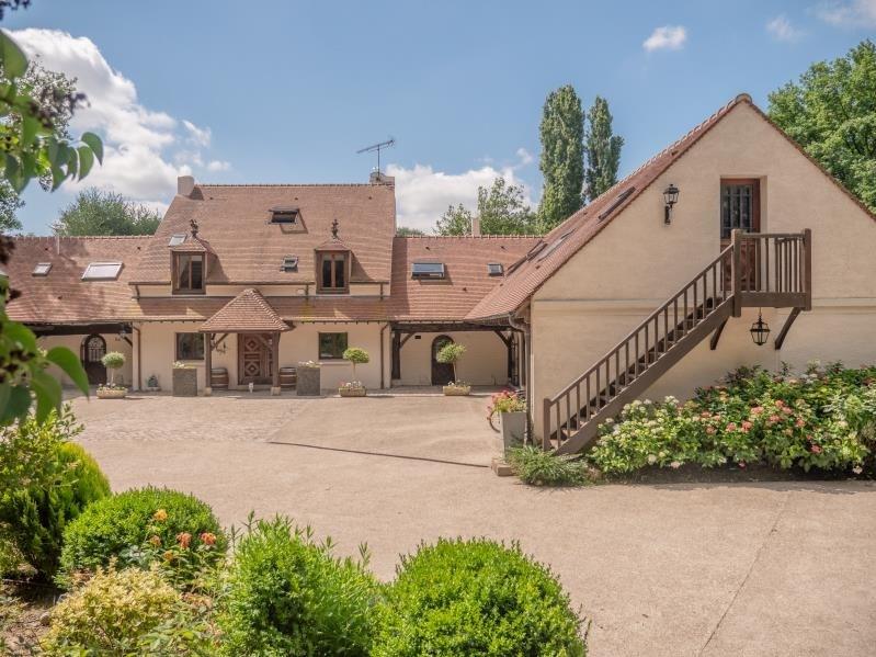 Vente de prestige maison / villa Saint nom la breteche 3350000€ - Photo 6