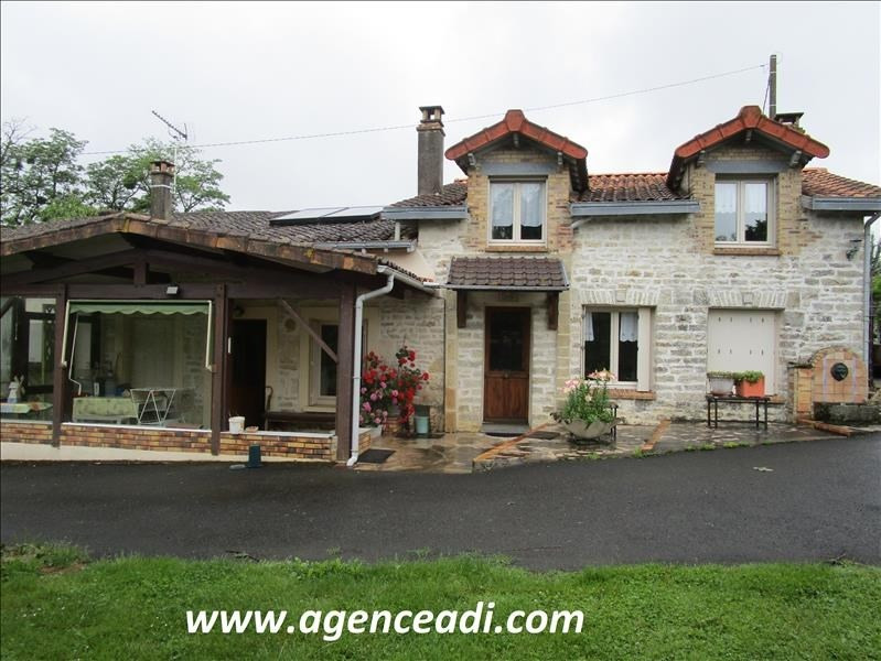 Vente maison / villa Pamproux 117 600€ - Photo 1