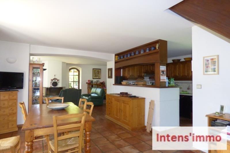 Vente maison / villa Portes les valence 465000€ - Photo 3