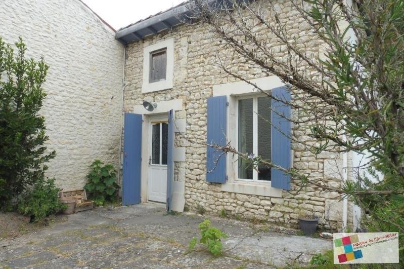Vente maison / villa Meschers sur gironde 152250€ - Photo 1