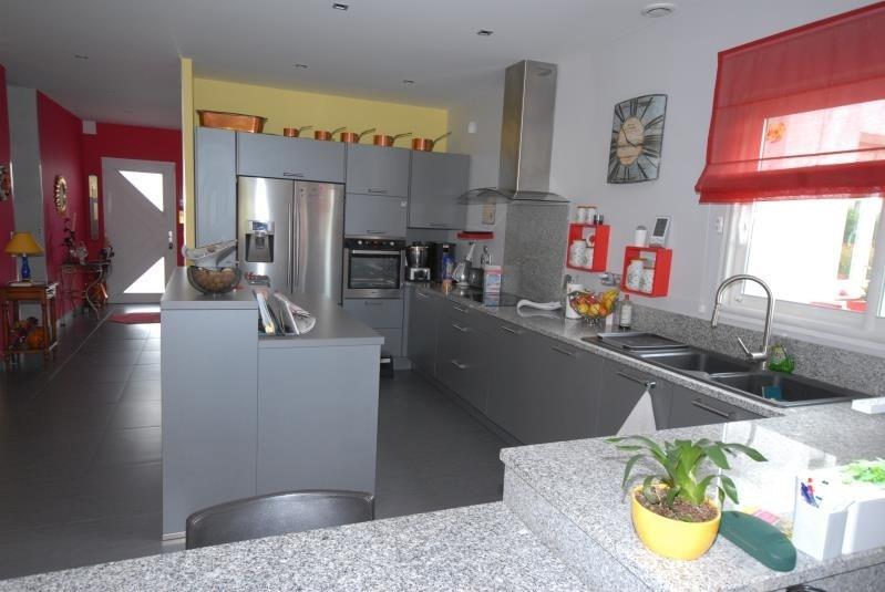 Venta  casa Reventin vaugris 468000€ - Fotografía 7