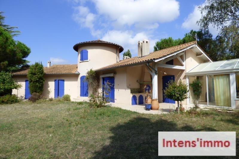 Vente maison / villa Genissieux 390000€ - Photo 1
