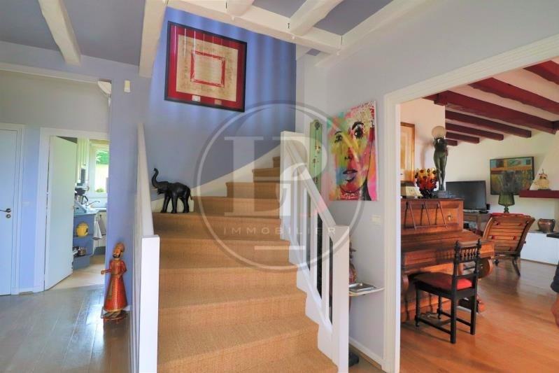 Revenda residencial de prestígio casa Mareil marly 1255600€ - Fotografia 1