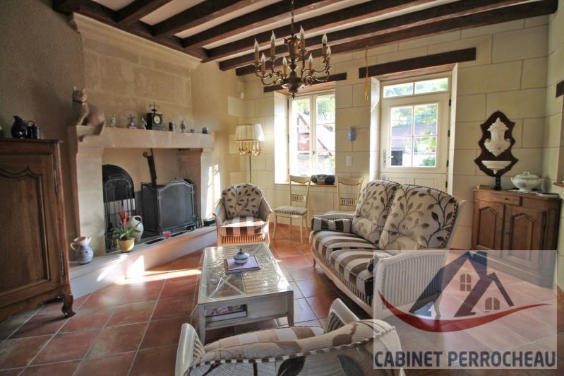 Sale house / villa La chartre sur le loir 474000€ - Picture 2