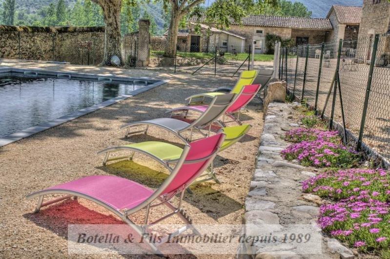 Vente de prestige maison / villa Vallon pont d'arc 1562000€ - Photo 19