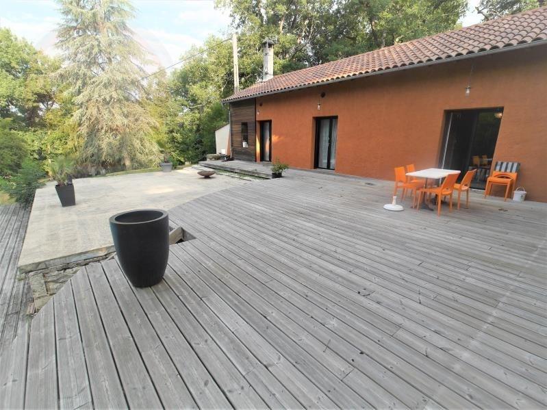 Sale house / villa Lunas 367000€ - Picture 1