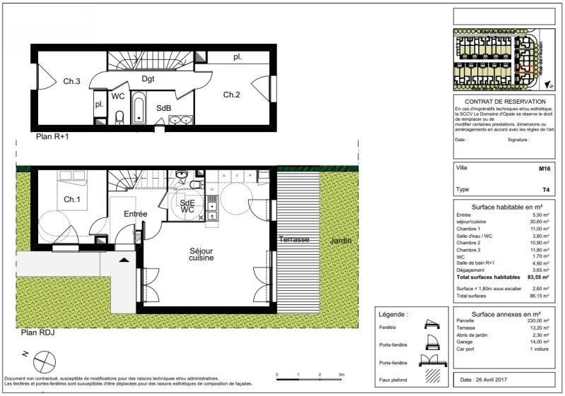 Vente maison / villa Blagnac 306900€ - Photo 5