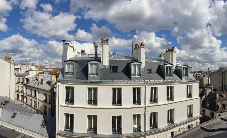 Sale apartment Paris 11ème 399000€ - Picture 1