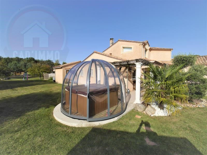 Vente maison / villa St jean d'eyraud 379000€ - Photo 7