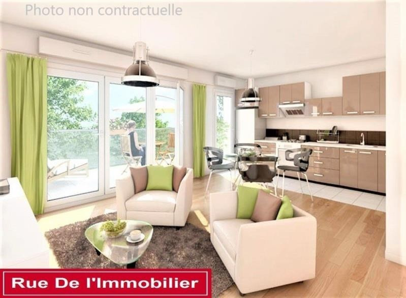 Vente appartement Mommenheim 212 000€ - Photo 3