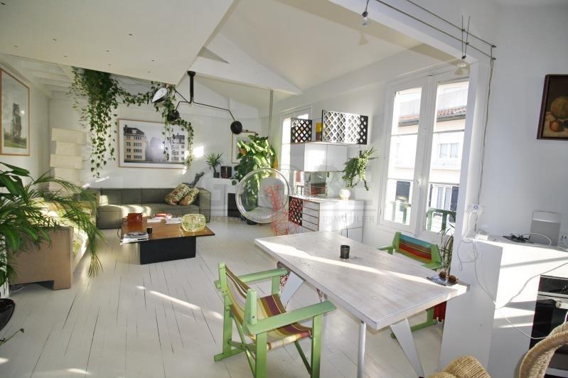 Vente de prestige appartement Biarritz 651000€ - Photo 1