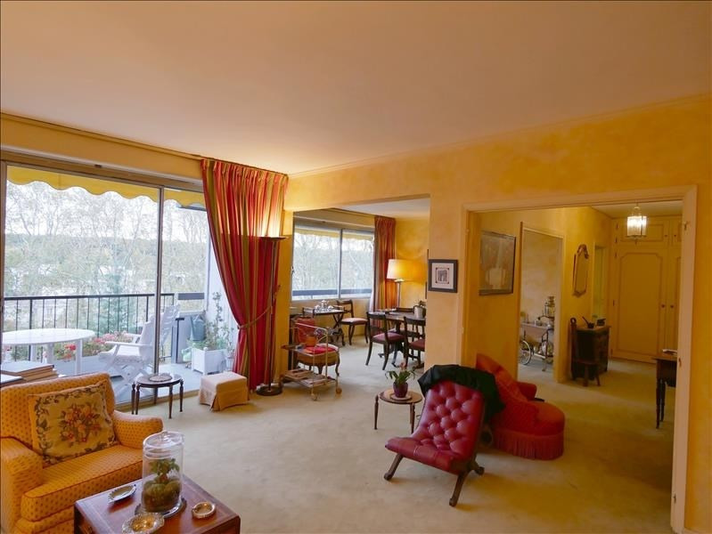 Sale apartment Vaucresson 450000€ - Picture 1