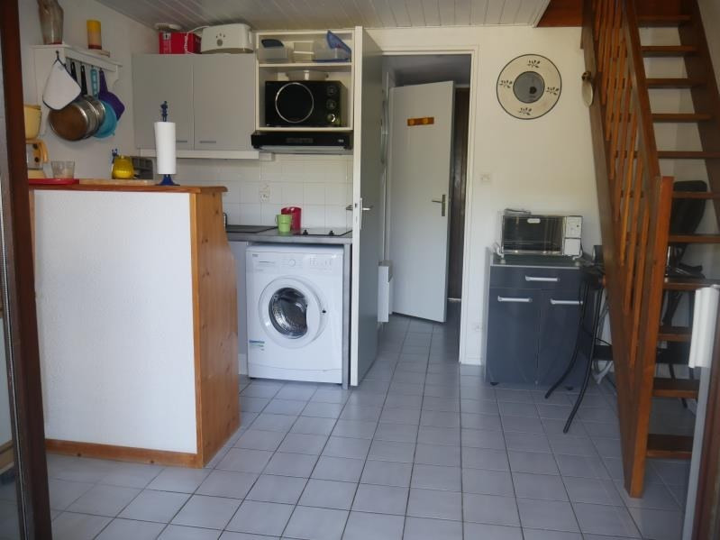 Sale house / villa St vincent sur jard 98000€ - Picture 2