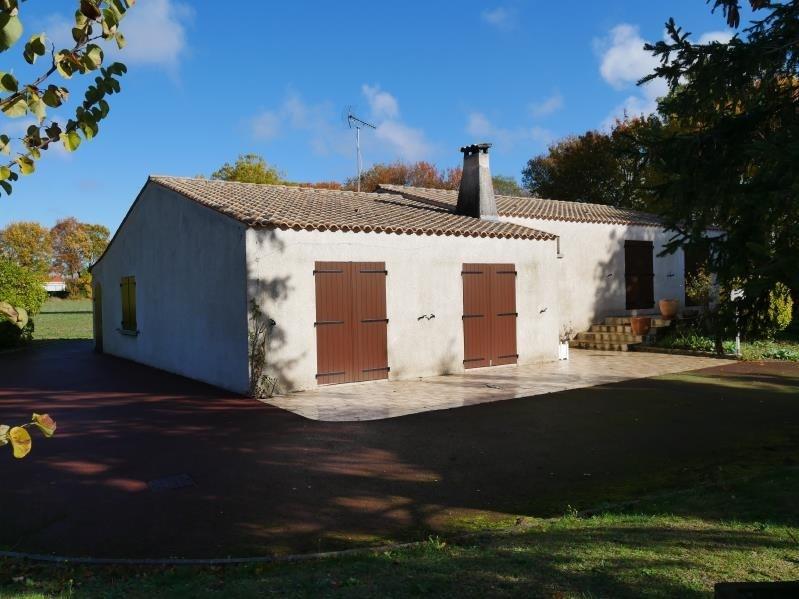 Sale house / villa Aigrefeuille d'aunis 305900€ - Picture 1