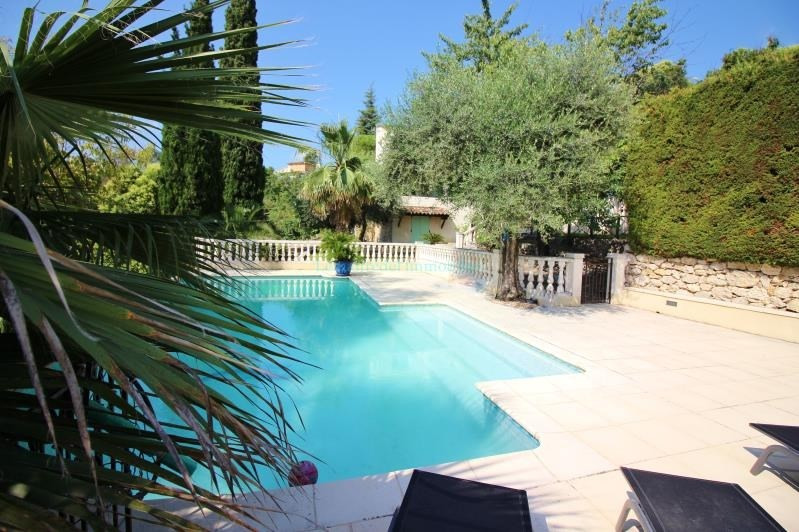 Vente de prestige maison / villa Peymeinade 575000€ - Photo 2