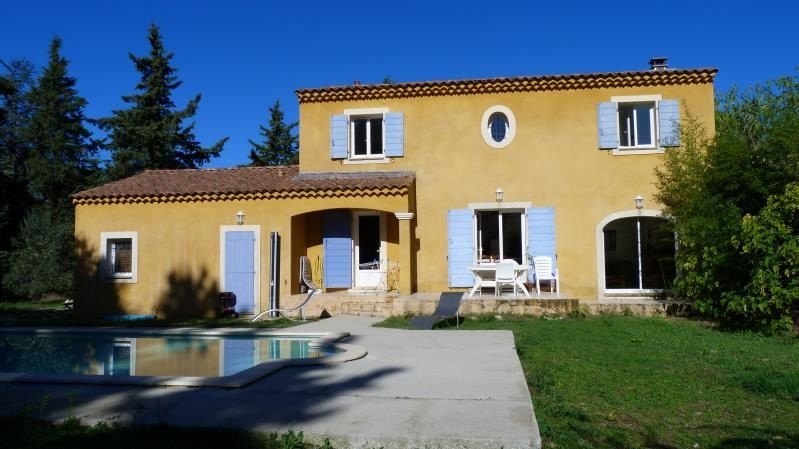 Sale house / villa Carpentras 336 000€ - Picture 1